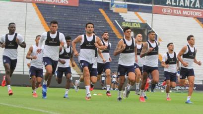 Copa Libertadores: así formaría este jueves Alianza Lima ante Racing Club en Argentina