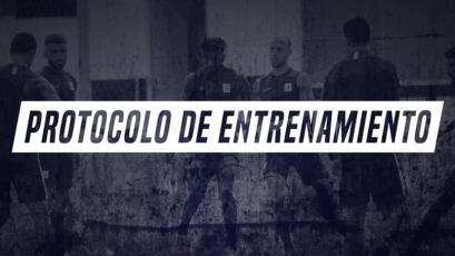 Alianza Lima presentó su protocolo de entrenamiento para el regreso del fútbol profesional
