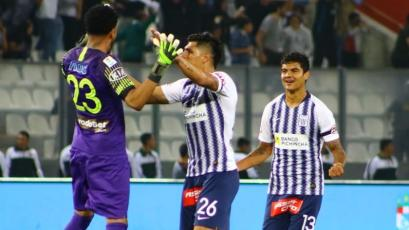 Alianza Lima empató 1-1 con Sporting Cristal y clasificó a la final de la Liga1 Movistar