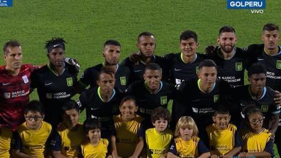 Noche Blanquiazul: Alianza Lima debutó con su nueva y elegante camiseta alterna (FOTOS Y VIDEO)