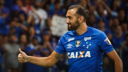 Alianza Lima: Hernán Barcos fue anunciado como su nuevo delantero