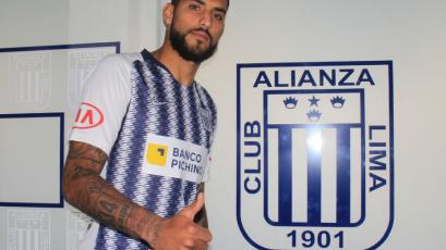 Adrián Balboa sobre su llegada a Alianza Lima: