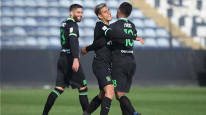 Liga1 Movistar: Alianza Lima recibió los tres puntos del partido ante Binacional