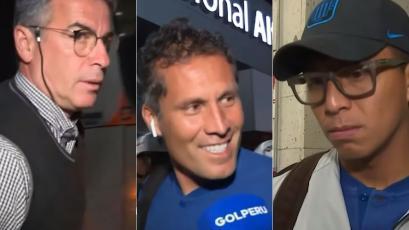Alianza Lima: así fue la llegada del plantel al aeropuerto tras el triunfazo ante Melgar (VIDEO)