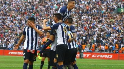 Alianza Lima: Mauricio Affonso es la única baja para enfrentar a Real Garcilaso