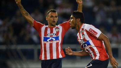 Alianza Lima cayó en Barranquilla y fue eliminado de la Copa Conmebol Libertadores