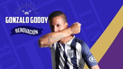 Alianza Lima: Gonzalo Godoy renovó por una temporada más