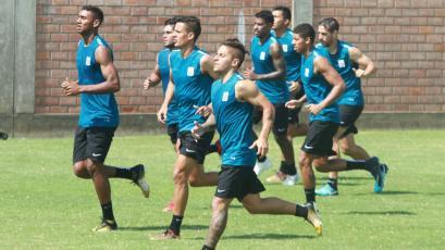 Alianza Lima terminó su pretemporada en Chincha con un triunfo