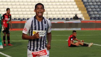 Alianza Lima derrotó a FBC Melgar en Matute (3-2)