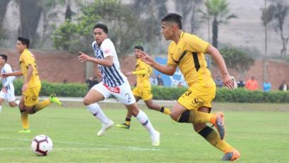 Torneo de Reservas: Alianza Lima venció 4-3 a la Academia Deportiva Cantolao en un partidazo