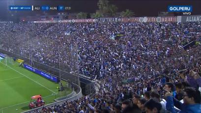 Alianza Lima vs. Alianza Universidad: el espectacular marco de público en Matute (VIDEO)