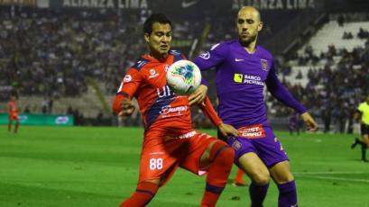 Alianza Lima empató 2-2 con Carlos A. Mannucci en Matute y perdió chance de ser único puntero