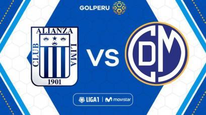 Liga1 Movistar: Alianza Lima choca con Deportivo Municipal en Matute