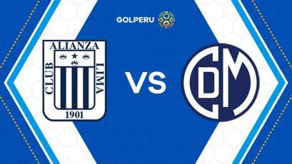 Alianza Lima recibe a Deportivo Municipal por la quinta fecha del Torneo Apertura