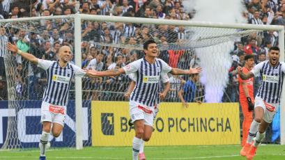Alianza Lima y la marca importante que podría ampliar ante Pirata FC por el Torneo Clausura