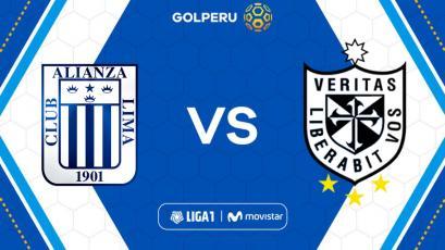 Alianza Lima vs San Martín: hora, estadio y posibles alineaciones del partido por Liga1 Movistar