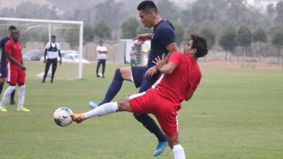 Liga1 Movistar 2020: Alianza Lima derrotó 2-0 a San Martín y quedó listo para el debut (FOTOS)