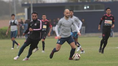 Liga1 Movistar: Alianza Lima goleó 3-0 a Sport Boys en partido amistoso preparatorio (FOTOS)