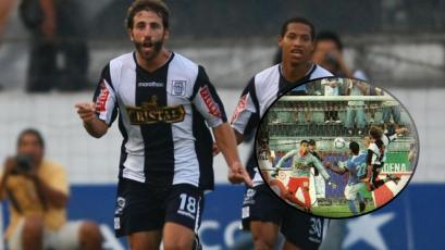 Alianza Lima y el día que le volteó 2-1 a Sporting Cristal en Matute faltando 5 minutos (VIDEO)