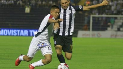Alianza Lima y la Universidad San Martín empataron sin goles