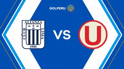 Alianza Lima recibe a Universitario en Matute