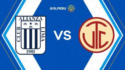 Alianza Lima y UTC miden fuerzas en Matute