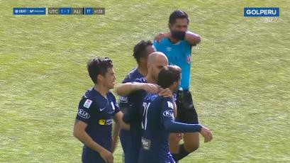 Liga1 Movistar: UTC y Alianza Lima no pasaron del empate en Cajamarca (VIDEO)