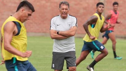 Alianza Lima vuelve a los entrenamientos