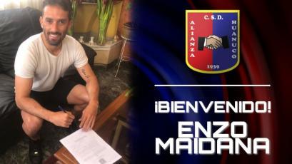 Fichajes 2020: Alianza Universidad apuesta por el argentino Enzo Maidana