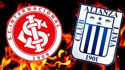 CONMEBOL Libertadores: Internacional recibe a Alianza Lima
