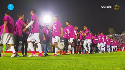 Alianza Lima empató con  Universidad San Martín