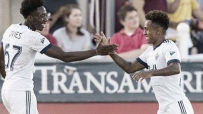 Bayern Múnich: Alphonso Davies, excompañero de Yordy Reyna, es la nueva sensación de la Bundesliga