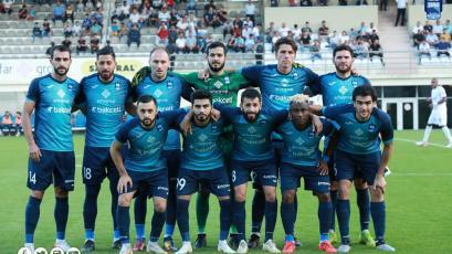 Álvaro Ampuero debutó en la Premier League de Azerbaiyán jugando 90' en triunfo de Zira FC (VIDEO)
