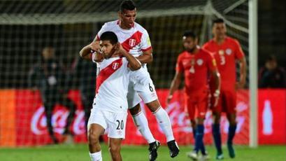 Un día como hoy, Perú enfrentó 2 veces a Chile por las Clasificatorias