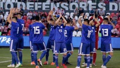 Paraguay venció por 2-0 a Guatemala y quedó listo para la Copa América