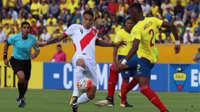 Perú y Ecuador negocian un amistoso para noviembre en Lima