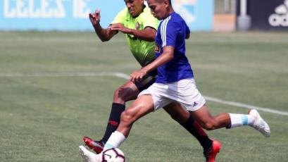 Amistoso: Sporting Cristal venció 2-0 a Unión Huaral