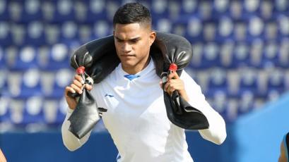 Anderson Santamaría será titular hoy ante el Veracruz de Gallese, Cartagena y Cáceda