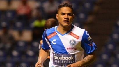 Anderson Santamaría culminó su primer torneo en el fútbol mexicano