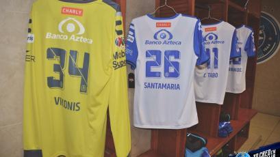 Anderson Santamaría vuelve al once titular del Puebla