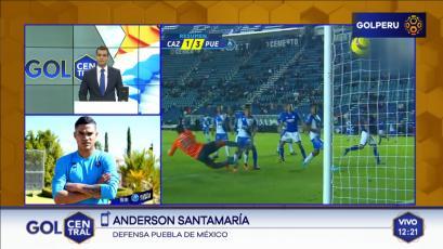 Anderson Santamaría: