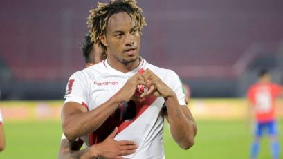 André Carrillo tras perder con la Selección Peruana: