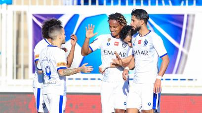 Al Hilal: André Carrillo marcó un golazo tras un pase del italiano Giovinco (VIDEO)