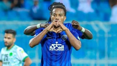 Al Hilal vs Urawa Reds: André Carrillo hizo gol en la final de la Champions League de Asia (VIDEO)