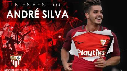 André Silva es nuevo jugador del Sevilla