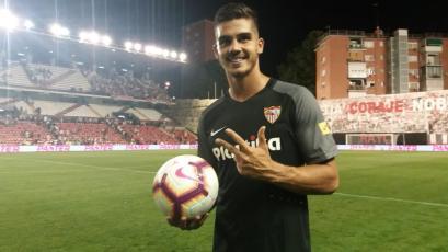 André Silva rompe récord en La Liga