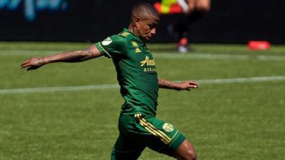 Andy Polo dio una asistencia en su primer partido de la temporada en la MLS (VIDEO)