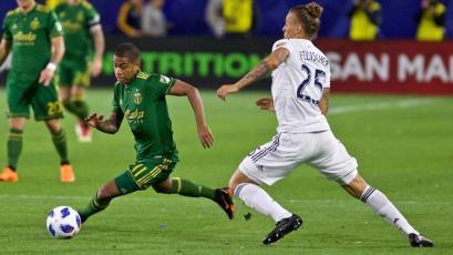 Andy Polo revive en la MLS sus experiencias en Universitario, Inter y Morelia