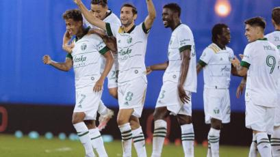 Andy Polo: Portland Timbers enfrenta a Philadelphia Union por semifinales de MLS