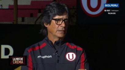 Ángel Comizzo sobre Universitario: